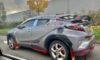 【海外版痛車】イギリスのCH-Rオーナー、ガチガチに愛車をアメコミ「パニッシャー」仕様にしてしまう イギリス