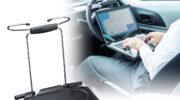 【新発売】サンワサプライ、車内でのパソコン作業に便利な車載用テーブル「CAR-NPCT1」を発売