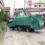 【特攻】ゴミ収集車が歩道に突っ込む 乗っていた2人がけが 神奈川・藤沢市